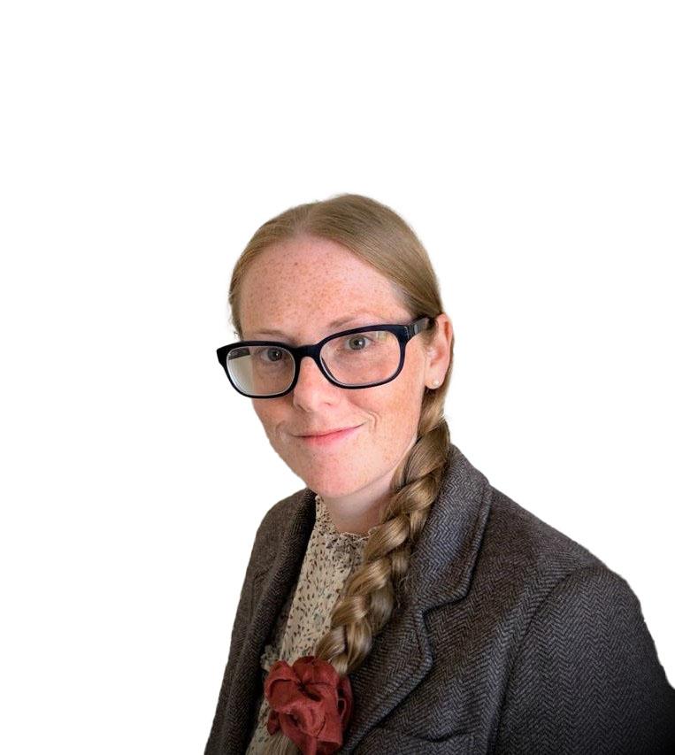 Dr. Kate Greenwood